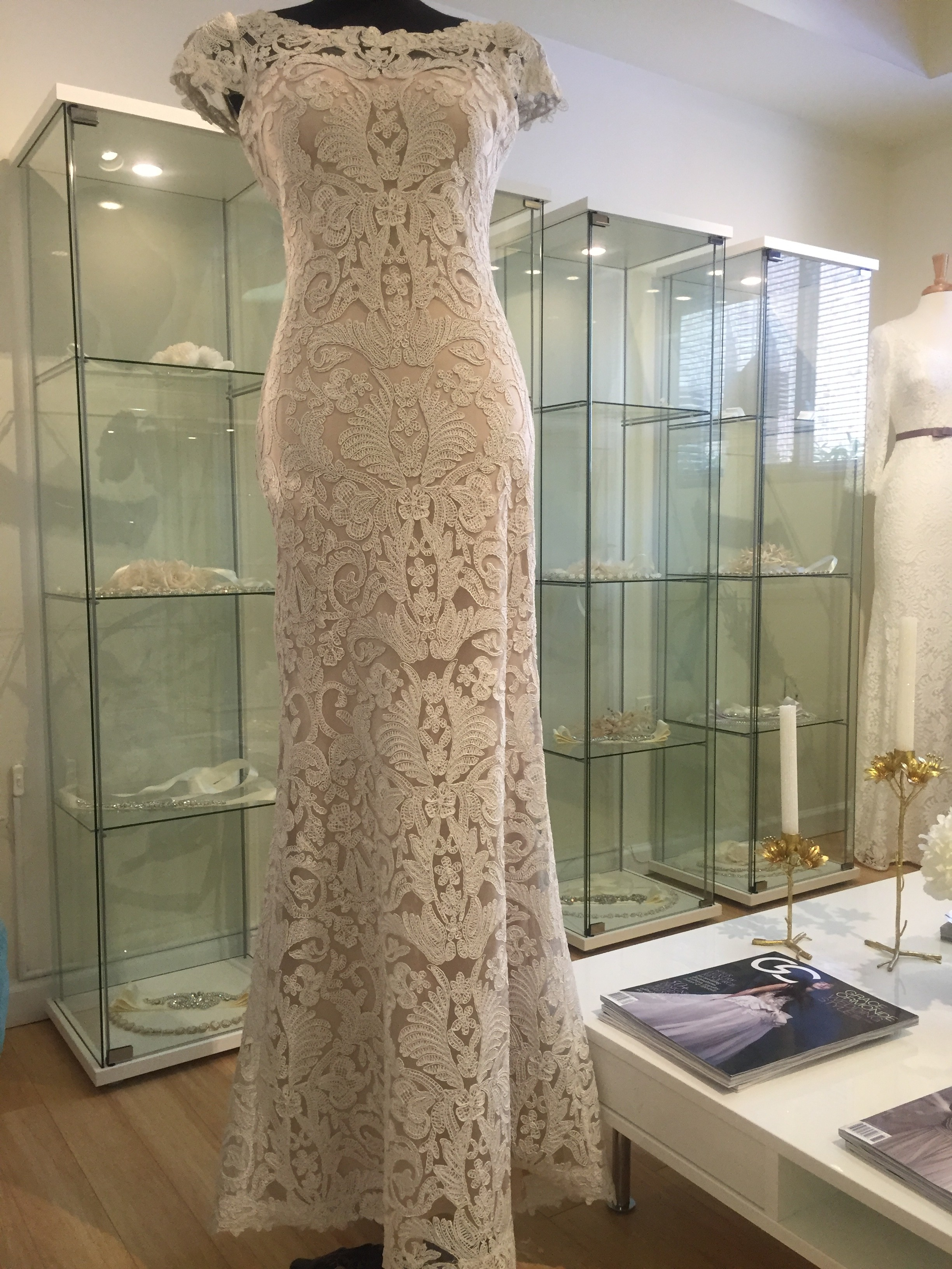 Alterations Nazemi Bridal